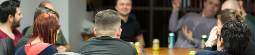 Games Night bei Infobest